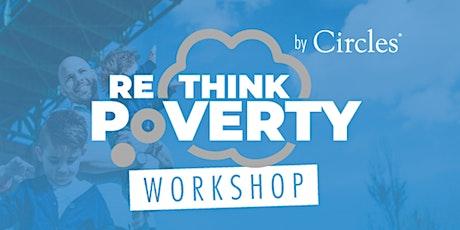 ReThink Poverty Training September 2021 tickets
