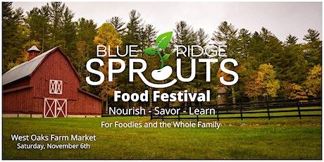 Blue Ridge Sprouts Festival tickets