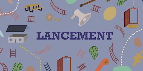 Lancement de la planification stratégique billets