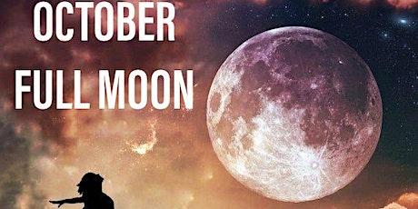 October Divine Feminine Full Moon Meditation in the Celestial Bell-Tent tickets
