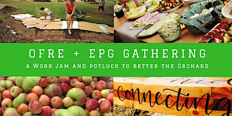 Mulch and Potluck in the Orchard tickets