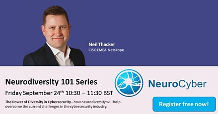 NeuroCyber 2021 - The Power of Diversity in Cybersecurity biglietti