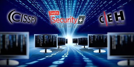 Copy of CyberSecurity and Get Certified for Free ! - Miami - LIVE ONLINE tickets