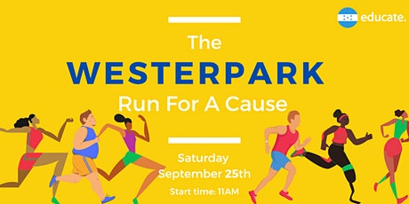 Westerpark Run for a Cause tickets