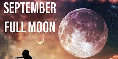 September Divine Feminine Full Moon Meditation in the Celestial Bell-Tent tickets