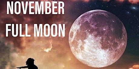 November Divine Feminine Full Moon Meditation in the Celestial Bell-Tent tickets