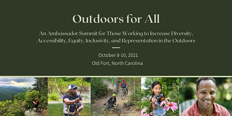 Outdoors for All tickets