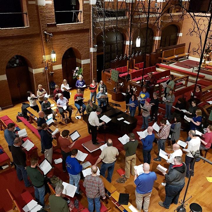 William Baker Festival Singers 2022 Kansas City Home Concert image