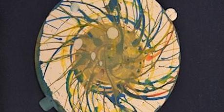 Laboratorio di Spin art biglietti