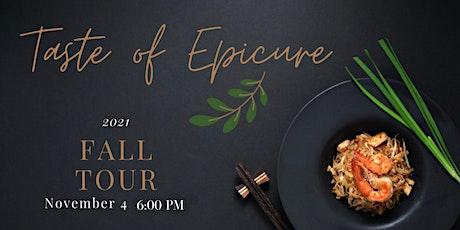 Taste of Epicure - Johnstown, CO tickets