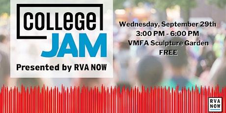 College Jam 2021 tickets