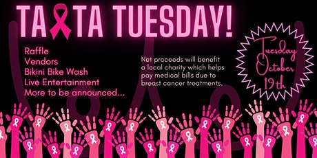 First Annual 'Ta-Ta Tuesday' Breast Cancer Benefit tickets