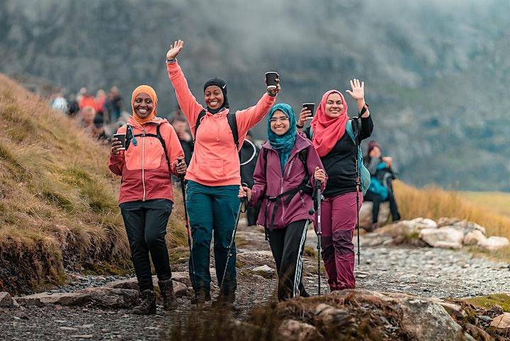 Muslim Hikers: High Chai   Peak District Trek & Afternoon Tea image