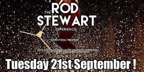 Rod Stewart Tribute Night tickets