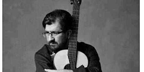 Quaderno de Musica de Guitarra: Music of Eighteenth Century Latin America tickets