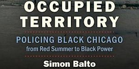 "Simon Balto & Adam Green in Conversation on ""Occupied Territory"" tickets"