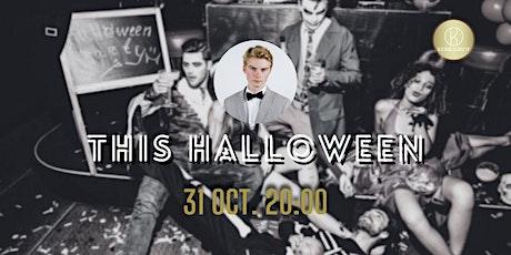 Night Pool  Live DJ Ball - Halloween tickets
