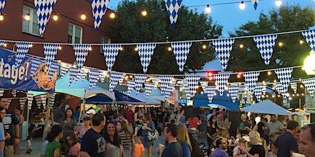 14th Annual McKinney Oktoberfest (Free General Admission, add-ons below) tickets