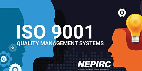 No-Cost Overview of ISO 9001:2015 Requirements Webinar - March 2nd, 2022 tickets