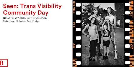 Seen: Trans Visibility Community Day tickets
