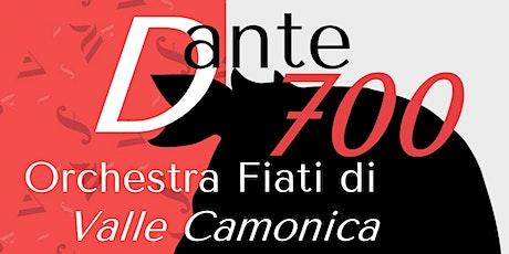 DANTE700 - Voce, Musica e Immagini dalla Divina Commedia biglietti