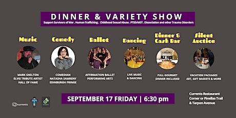 Dinner & Variety Show | A Collaboration with Dr. Darlene Williams tickets