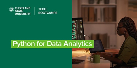 Python for Data Analytics at Cleveland State Tech Bootcamps billets