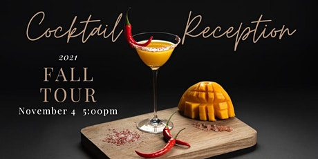 Taste of Epicure - Cocktail Reception (earned ticket - read details!!) tickets