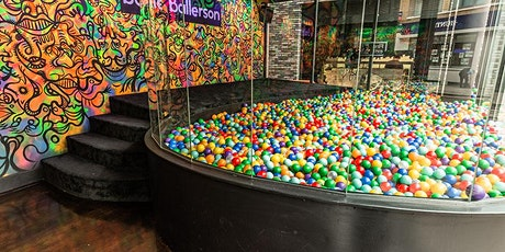 Speed Dating & Ball Pit Singles Party @ Ballie Ballerson (Ages 21-30) tickets