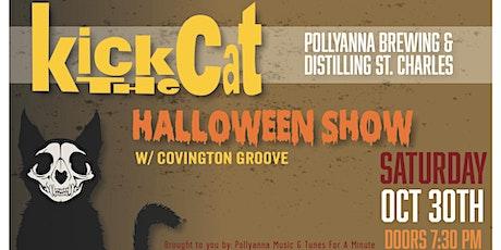 Kick The Cat w/Covington Groove tickets
