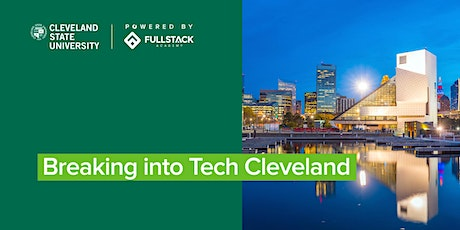 Breaking into Tech in Cleveland tickets