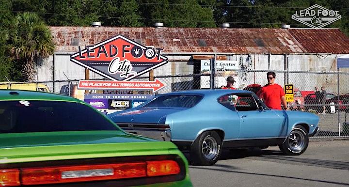 Lead Foot City's Oktoberfest - Beer Garden, Car Show, Lederhosen & more! image