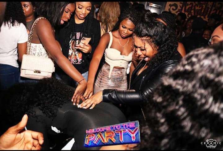 WELCOME TO THE PARTY - Birmingham Freshers Party image