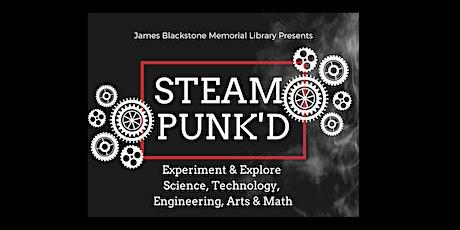 STEAM Punk'd for grades K-4 tickets