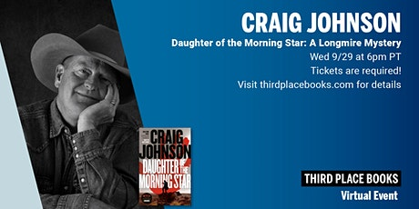 Third Place Books presents Craig Johnson — Daughter of the Morning Star tickets