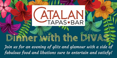 Dinner With the Divas - Tapas & Drag Show tickets