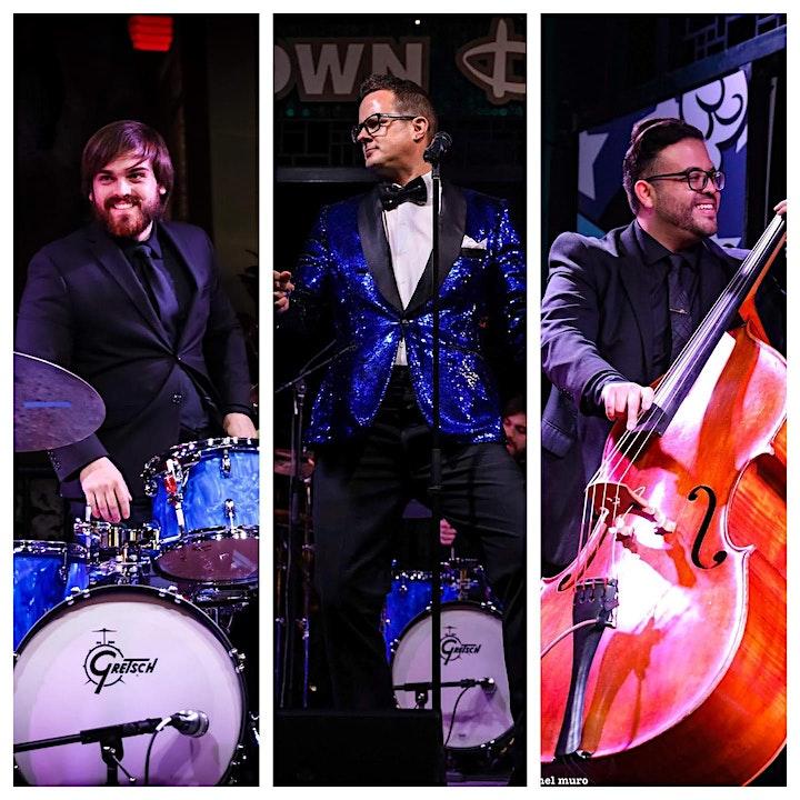 Jazzville Presents The Jazz Cartel Halloween Special image