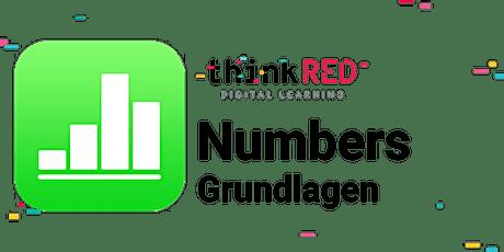 Numbers - Grundlagen Tickets