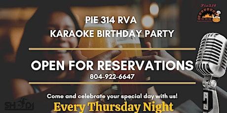 Richmond VA Karaoke Night #RVA tickets