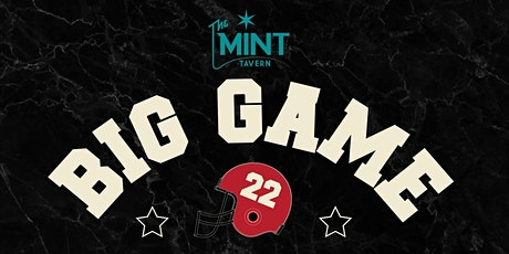 The Mint Big Game Party 2022 tickets
