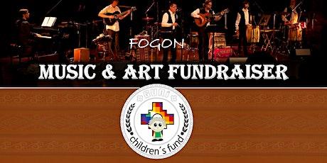 GURI - Music & Art Fundraiser- Featuring Fogón billets