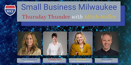 Thursday Thunder with Mitch Nelles | Monthly 3rd Thursday tickets
