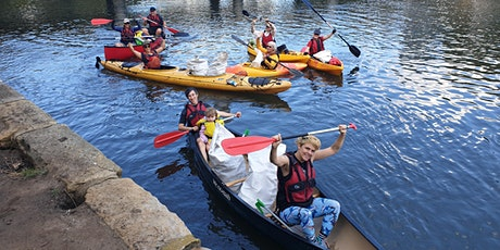 Bulimba Creek Paddle Against Plastic by B4C tickets