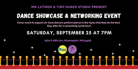 Dance Showcase & Networking Event tickets
