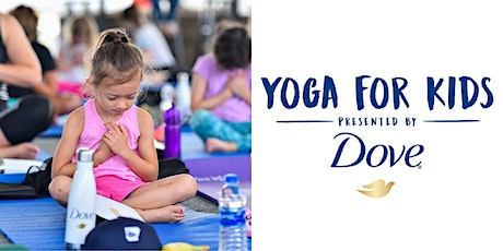 Yoga for Kids presented by Dove tickets