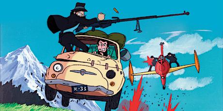 Hayao Miyazaki's CASTLE OF CAGLIOSTRO tickets