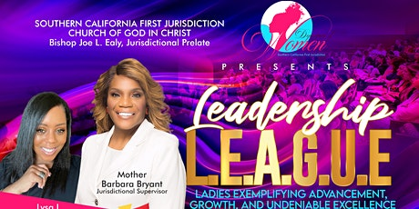 Leadership League  | Department of Women So. Ca. First tickets