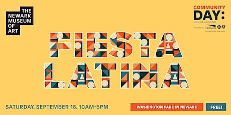 Community Day: Fiesta Latina tickets