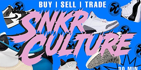 SNKR CULTURE CHICAGO tickets