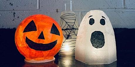 Halloween Fun at the Warehouse tickets